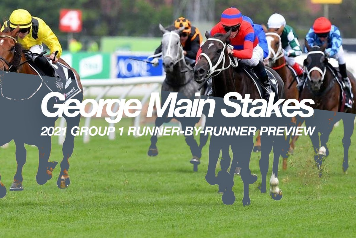 George Main Stakes tips