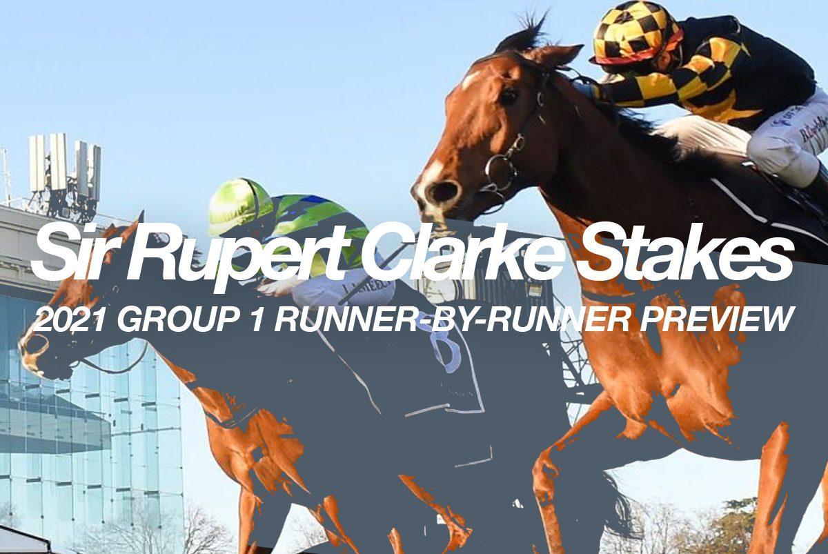 2021 Sir Rupert Clarke Stakes Runner Preview