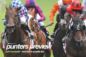 Port Macquarie Cup Day tips, odds & quaddie | Friday, October 8