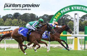 Kyneton betting tips, quaddie picks & value bets   12/10/2021
