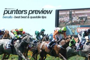 Benalla tips, best odds & quaddie selections | Monday, October 25
