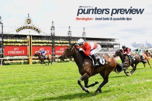 Flemington tips, value bets & quaddie picks   October 2