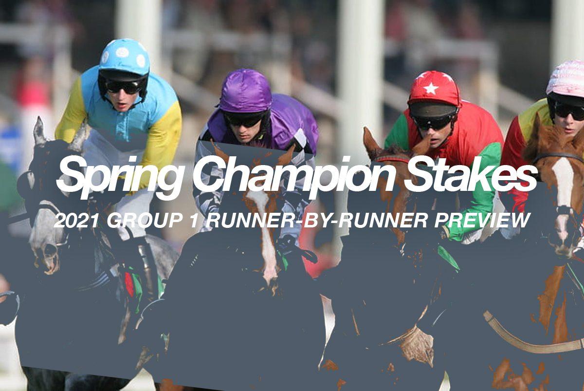 Spring Champion Stakes 2021
